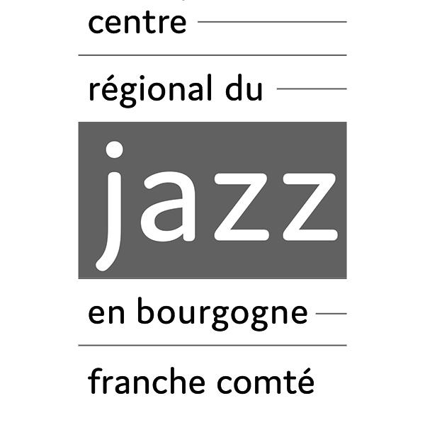 Logo Centre Régional du Jazz en BFC
