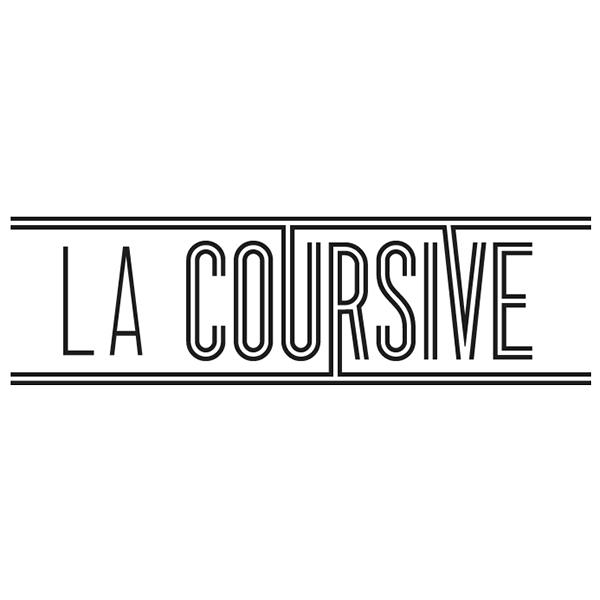 Logo La Coursive
