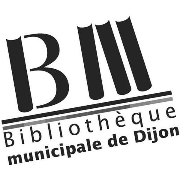 Logo Bibliothèque municipale de Dijon